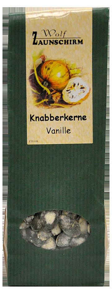 Knabberkerne Vanille