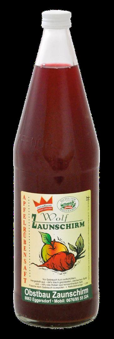 Apfelrübensaft